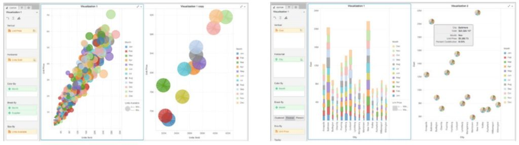 Shape types in MicroStrategy 10.8