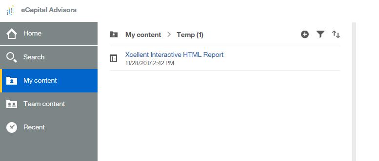 Open Report in Edit mode