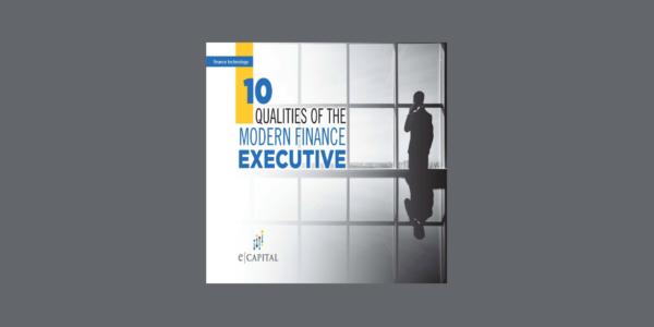 modern finance executive