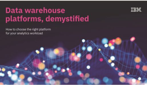 data warehouse platform