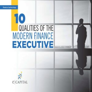 10 qualities of the modern finance executive