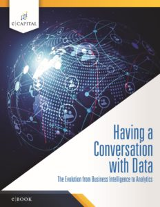 having a conversation with data