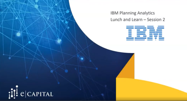 Planning Analytics RPA