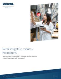 Incorta Retail eBook