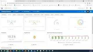 Workday Adaptive Planning for Manufacturing