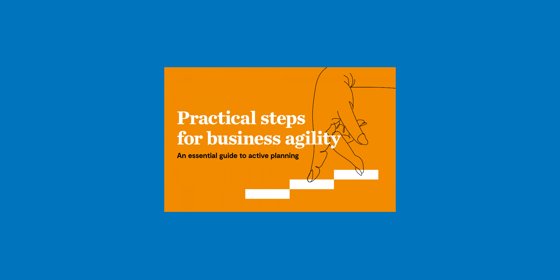 Practical Steps for Business Agiltiy