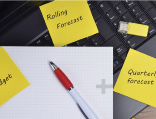 Enabling the Enterprise as a Business Partner with Rolling Forecasts